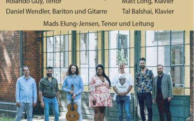"""Fünf Sommer-Konzerte mit dem Ensemble """"Die Goldvögel"""""""